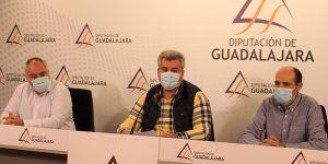 """El Grupo Popular denuncia que Vega """"ha dejado tirados"""" a los deportistas de Guadalajara"""