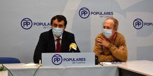 El Grupo Popular pedirá en el pleno del jueves la comparecencia de Isidoro para el próximo de noviembre