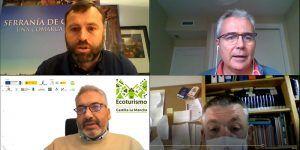 El proyecto de cooperación regional Ecoturismo en la Red Natura 2000 en Castilla – La Mancha se presenta en la Serranía de Cuenca