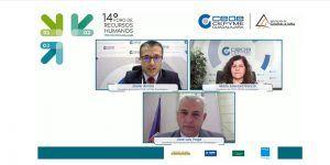 El XIV Foro de Recursos Humanos de CEOE-Cepyme Guadalajara se celebra de manera virtual con cerca de 400 asistentes
