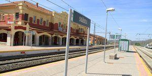 Estación de tren de Sigüenza