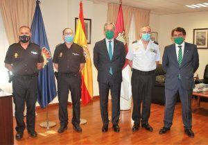 Eurocaja Rural felicita a la Policía con motivo de su festividad