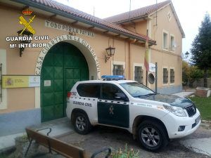 Guardia Civil Guadalajara