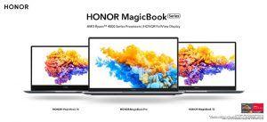 Honor presenta su MagicBook Pro, impulsado por los últimos procesadores AMD Ryzen 5 4600H