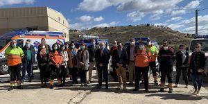 Inaugurada la nueva sede de la Agrupación de Protección Civil de Brihuega