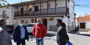 La Diputación de Cuenca invertirá 141.000 euros para desviar el tráfico pesado del centro urbano de Torrubia del Campo