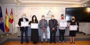 La Diputación de Guadalajara acoge la entrega de premios  del XIII Día de la Sierra, que este año tiene formato virtual