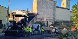 La Diputación de Guadalajara destina 328.000 euros a renovar la GU-205 que conecta Horche, Yebes y Valdarachas