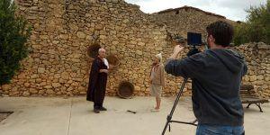 La Feria Ibera virtual de Barchin del Hoyo presenta 'Muerte en Ibera' el primer cortometraje interactivo de promoción de un evento histórico
