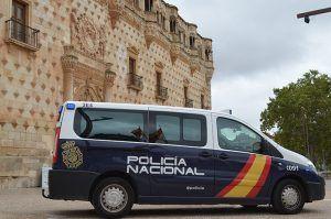 La Policía Nacional detiene en Guadalajara al presunto autor de 17 robos en furgonetas