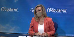 Merino insta a Page a asumir su responsabilidad y dar respuesta a las necesidades y reivindicaciones de los sanitarios