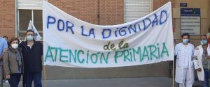 Movilizaciones en la sanidad de Castilla-La Mancha por la situación de sobrecarga y abandono de los profesionales