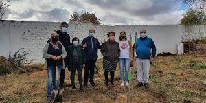 Tarancón pone en marcha un bosque de alimentos dentro del proyecto de huertos urbanos