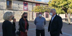Vega se reúne con el alcalde de Uceda para abordar necesidades del municipio