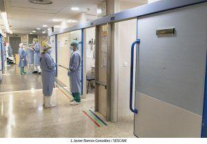 Viernes 23 de octubre Un fallecido en Cuenca a causa del coronavirus y otro en Guadalajara y cientos de nuevos contagiados