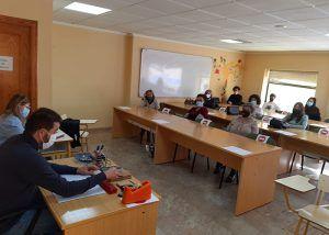 ACEM y el Ayuntamiento de Iniesta analizan la realización de campañas de comercio