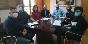 Acesanc y el Ayuntamiento de San Clemente acuerdan trabajar para desarrollar proyectos en favor del empresariado