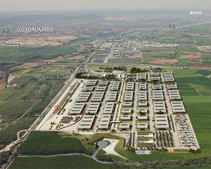 Adif autoriza una nueva conexión de la terminal intermodal Puerto Centro en Guadalajara-Marchamalo con el puerto de Tarragona