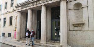 Agrupación de Hostelería de Cuenca y HC registran un escrito en Subdelegación para solicitar un plan de apoyo real