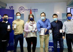 Arranca la campaña ¨Populares Solidarios 2.0¨ de NNGG CLM