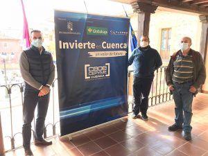 Beteta, un ayuntamiento más de la Serranía que se integra en la dinámica de Invierte en Cuenca