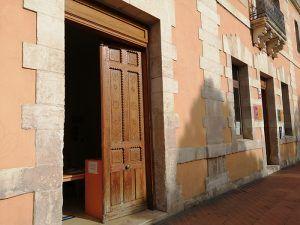 Biclioteca municipal de Cuenca