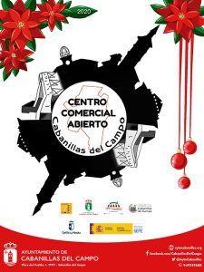 """Cabanillas dinamizará su comercio local en Navidad a través de un """"Centro Comercial Abierto"""""""