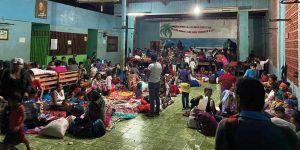"""Cáritas Diocesana de Cuenca apoya la respuesta humanitaria de las Cáritas centroamericanas a las víctimas del huracán """"Eta"""""""