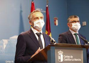 """Contreras """"Abrir el Hospital de Toledo es un hecho para reconocerlo tanto a este Gobierno como a toda la sociedad en general"""""""