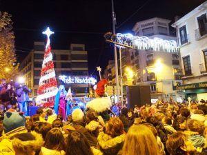 Dolz se llena de (buenas) razones para que Cuenca tenga este año luces de Navidad