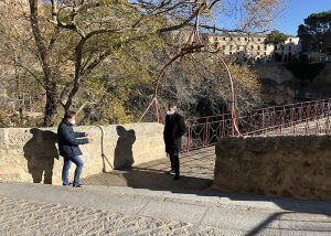 El Ayuntamiento de Cuenca aprueba el proyecto técnico de mejora de la accesibilidad al Puente de San Pablo y entorno del Arco de Bezudo