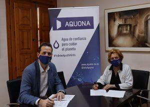 El Ayuntamiento de San Clemente y Aquona se implican Contra la Violencia de Género