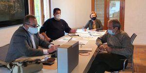 El Ayuntamiento de San Clemente y la Demarcación de Cuenca del Colegio de Arquitectos de Castilla la Mancha COACM sientan las bases para un convenio de colaboración
