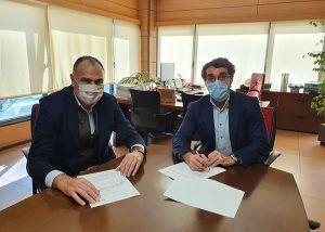 El Ayuntamiento de Tarancón e Incarlopsa renuevan su convenio de colaboración para atender las consecuencias sociales originadas por la COVID-19