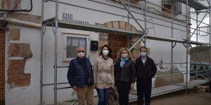 El Gobierno regional colabora con el Ayuntamiento de Belmontejo en la remodelación del edificio consistorial