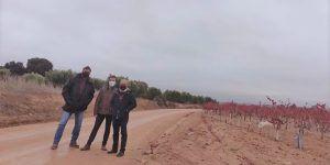 El Gobierno regional y la Diputación Provincial de Cuenca han acometido el arreglo de alrededor de 580 caminos
