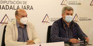 """El Grupo Popular denuncia la """"desastrosa gestión contractual"""" del equipo de Gobierno de la Diputación de Guadalajara"""