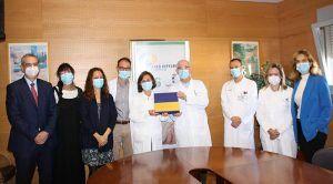 El laboratorio de Análisis Clínicos del Hospital de Cuenca, galardonado en los premios internacionales 'Univants' de excelencia sanitaria