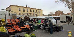 El mercadillo de Tarancón vuelve a partir de este jueves 5 de noviembre con la totalidad de los puestos y un tercio del aforo