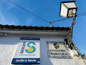 El PP denuncia que el Sescam reduce a dos días a la semana la consulta médica en Fuentelespino de Haro