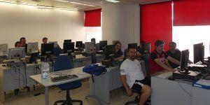 El vivero de empresas de AJE Cuenca ha acogido seis cursos de formación durante este año