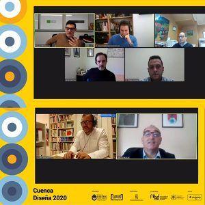 Éxito de las jornadas Cuenca Diseña en las que han participado más de un centenar de profesionales y empresas