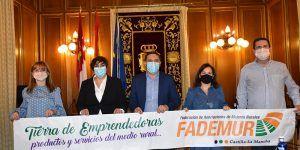 FADEMUR, en colaboración con Diputación de Cuenca, dará visibilidad a una docena de proyectos liderados por mujeres de la provincia