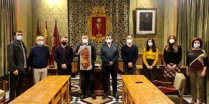 La Banda de Música de Cuenca reconoce el apoyo del Ayuntamiento de Cuenca a lo largo de su historia
