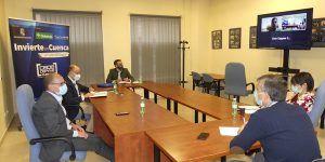 La comisión de suelo industrial de CEOE-Cepyme Cuenca celebra la llegada de algunos proyectos empresariales