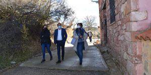 La Diputación de Cuenca invierte más de 320.000 euros en mejorar el camino que une Beamud con el albergue Fuente de las Tablas