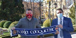 La Diputación de Cuenca otorga una ayuda de 2.000 euros a la Furia Conquense para incentivar la afición por el balonmano