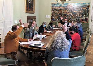 La Diputación de Guadalajara aprueba el proyecto de ejecución del Parque de Bomberos de Sacedón con un presupuesto de 2.174.028,66 euros