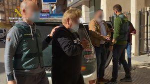 La Guardia Civil detiene a dos personas en Tarancón por varios delitos de robo y hurto en interior de vehículos implicados en una tentativa de homicidio