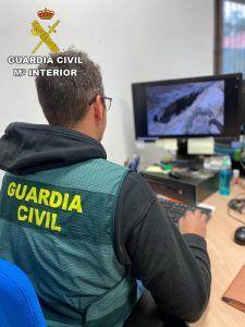 La Guardia Civil detiene a una persona por cometer 12 robos en Pioz